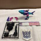 Transformers G1 Vintage Overbite Seacons Piranacon 100% NM to Mint!!