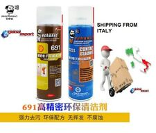 SPRAY PULISCI CONTATTI A SECCO 550ml MECHANIC 691 530 CONTACT CLEANING SOLVENT
