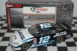 Ryan Newman #12 ALLTEL Dodge Intrepid R/T 03 1/24 NASCAR Die-cast