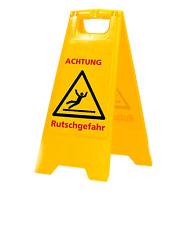 Warnschild-Vorsicht Rutschgefahr-Vorsicht Glatt-Warnaufsteller Cafe Bistro Laden