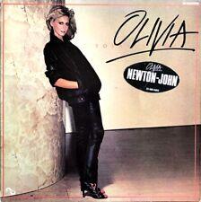 Olivia Newton-John - Totally Hot - Vinyl LP 33T