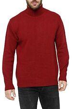 Herren-Pullover mit Rollkragen aus Wolle