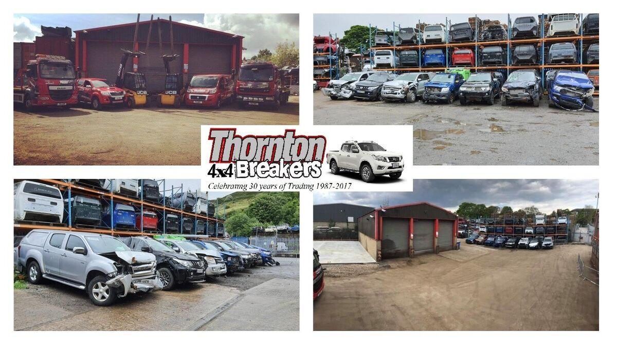 THORNTON 4X4 BREAKERS