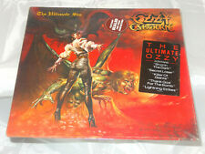 Ozzy Osbourne ‎The Ultimate Sin Seald Vinyl Record LP USA 1986 Orig Hype Sticker