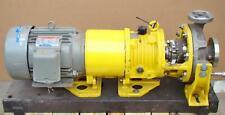 Blackmer 10 Hp 230460 Volt 1x2 10 Stainless Centrifugal Pump Model Fr A