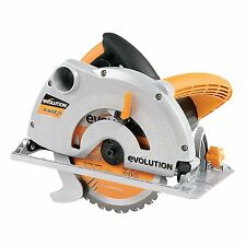 Evolution Power Tools RAGE-B 7-1/4-Inch Multipurpose Cutting Circular Saw