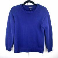 Polo Ralph Lauren Chunky Crewneck Sweater Vintage Boys XL