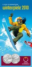 Folder 5 Euro - Winterspiele 2010 ( 2010 )
