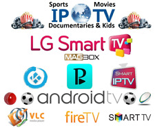 1 Month IPTV Smart Magbox Kodi Android UKUS Channels VOD,3pm,World Sport,Movies