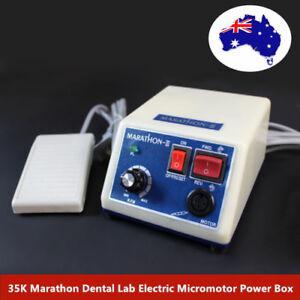Electric Dental Lab Marathon Micro Motor Polisher Micromotor Polishing Motor