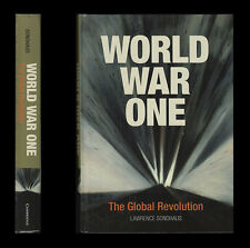 Sondhaus WORLD WAR ONE THE GLOBAL REVOLUTION Western Front BALKANS Middle East