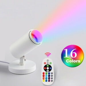 LED Selfie Background Atmosphere Light RGB 16-color Lamp Zoomable Spotlight Bar