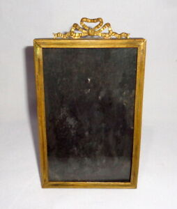 Beautiful French Antique Bronze Ormolu Picture Frame