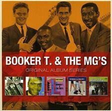 Booker T. & the MG's - Original Album Series [New CD] Holland - Import