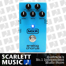 MXR Analog Chorus Electric Guitar Effects Fx Pedal Bucket Brigade M-234