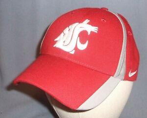Nike Dri-Fit WASHINGTON STATE COUGARS GOLF HAT - Baseball Cap Adjustable