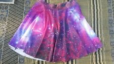 Galaxy Mini skirt Spaced Out festy space galactic rave