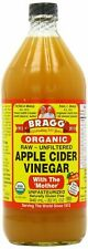Bragg - Organic Raw Unfiltered Apple Cider Vinegar with Mother - 32 fl. oz.