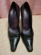 Karen Millen leather shoes - size uk 4 eur 37