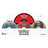 Pokemon Poke Ball Tins - Series 4