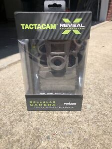 2021 Tactacam Reveal X Verizon Trail Camera new In Box.