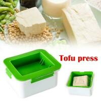 Tofu Press/Marinating Dish, Removes Moisture From Tofu Automatically K4I4