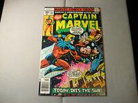 Captain Marvel #57 (Versus Thor) (1978 Marvel)