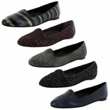 Leather Animal Print Ballet Flats for Women