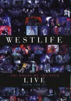 Westlife - The Where We Are Tour (NEW DVD)