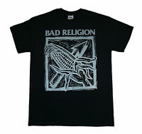BAD RELIGION Against The Grain T SHIRT S-2XL New Official Kings Road Merchandise