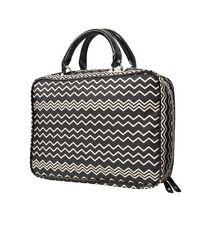 Missoni for Target Weekender Travel Bag Famiglia Black/White Zig Zag NWT