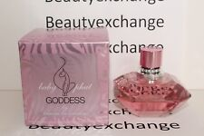 Baby Phat Goddess Kimora Lee Simmons Perfume Eau De Parfum Spray 3.4 oz Boxed