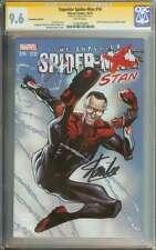 SUPERIOR SPIDER-MAN #16 CGC 9.6 WHITE PAGES