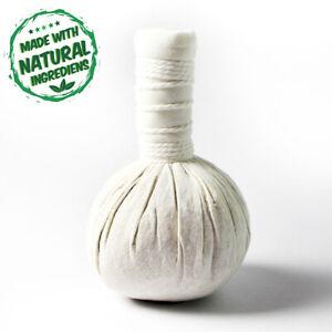 10 x Kräuterstempel 200g Thai Original - Thai Kräuter für Thai Massage Wellness