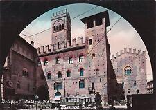 BOLOGNA - Palazzo Re Enzo - Torre del Podestà 1955