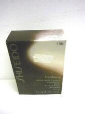 BNIB shiseido the make up hydro-liquid compact refil I00 very light ivory