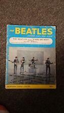 El álbum de los Beatles Souvenir películas y canción