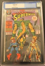 DC Superman #241 CGC VF/NM 9.0