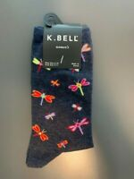 K. Bell Assorted Women's Crew Socks
