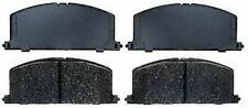 ACDelco 17D242C Front Ceramic Brake Pads
