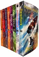 Mark Walden HIVE Collection 8 Books Set H.I.V.E Series Deadlock, Aftershock