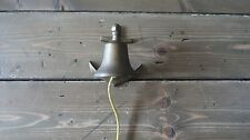 Vintage Brass Nautical Anchor Dinner Ships Bell 4.75 x 4 x 3.25 inches