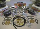 Weber Carburetor Kit VW Bug & Type 1 Dual 40 IDF - Tuned for VW Air Cooled