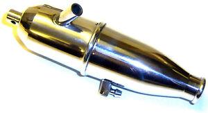 02124 Alluminio Tubo di Scarico HSP Migliorato 102009