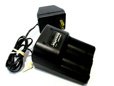 Black and Decker VP130 VersaPak 3.6V 2-Port Battery Charger - Nice Condition!