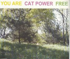 CAT POWER You Are Free 2003 UK 14-track promo CD
