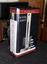 My Life as a Fake by Peter Carey / Susan Lyons Unabridged Audiobook Cassettes