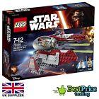 Lego Star Wars 75135 Obi-Wan's Jedi Interceptor *BRAND NEW & SEALED *Kenobi