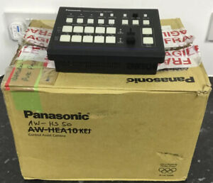 Panasonic AW-HS50E Compact 5 Channel HD/SD Production Switcher