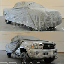 2005 2006 2007 2008 Toyota Tacoma Double Cab 6ft long bed Breathable Truck Cover